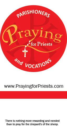 Praying for Priests